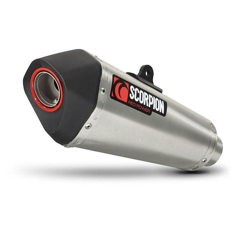 Scorpion - Serket Parallel Suzuki DL1000 V-Strom 2014-2019 Slip-On Exhaust