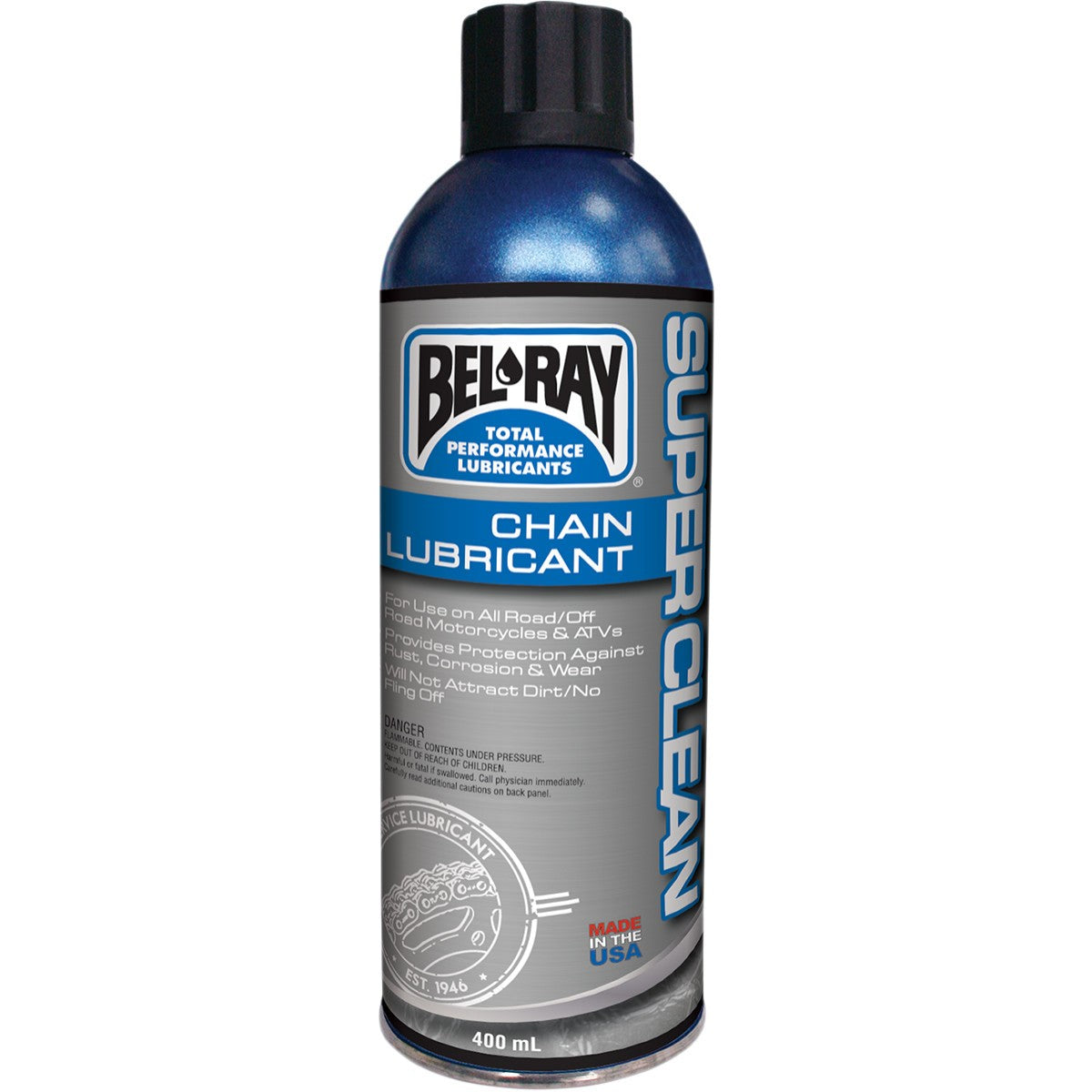 Bel Ray - Super Clean Chain Lube