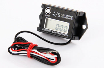 Resettable Tach Meter