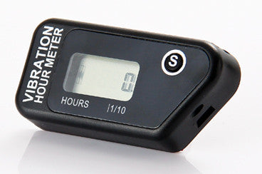 Runleader - Resettable Vibration Hour Meter