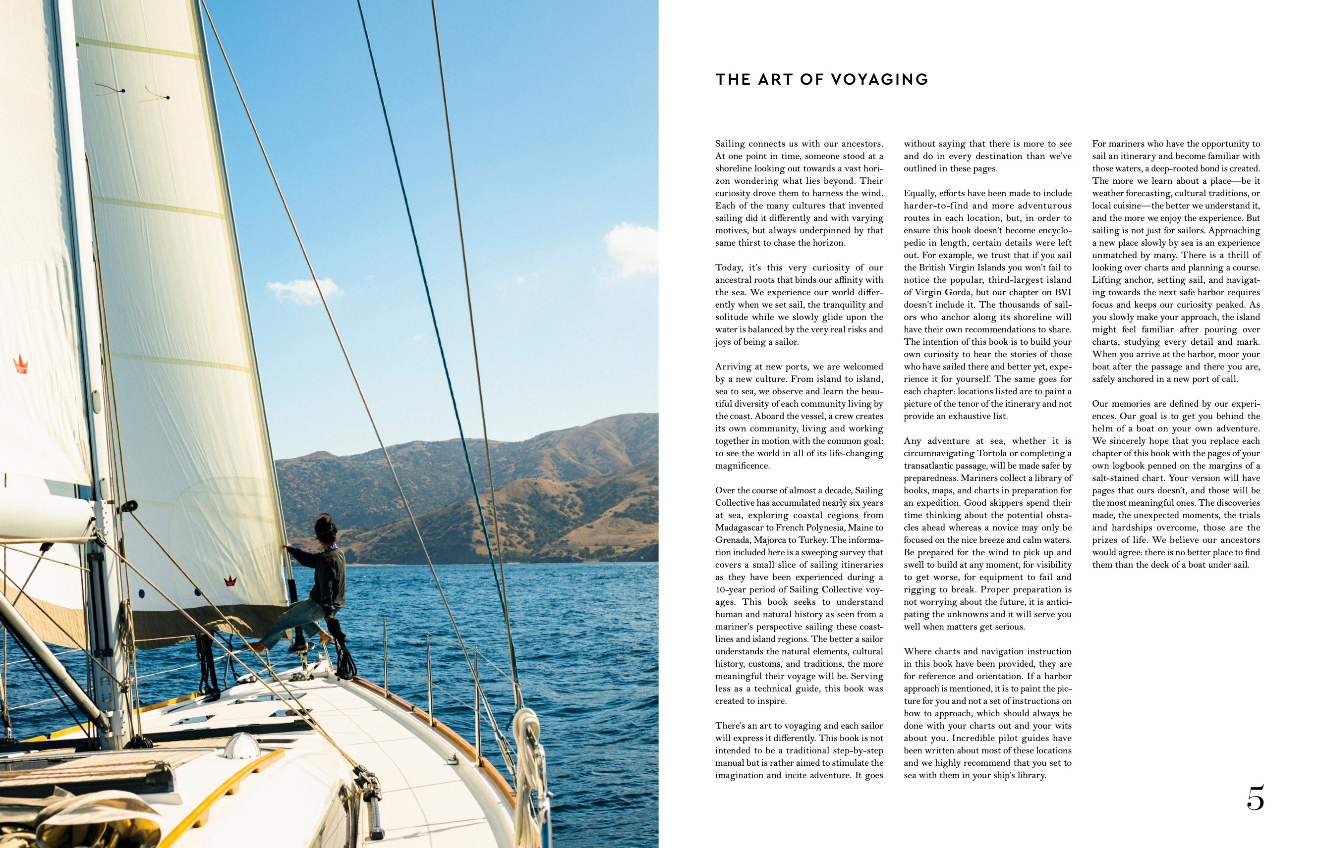 Sailing The Seas: A Voyagers Guide To Oceanic Getaways