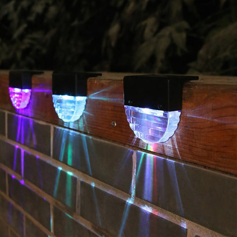 Outdoor wall lights with motion senso