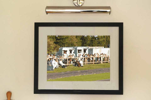 Glorious Goodwood in the late summer sun – Limited Edition Poster