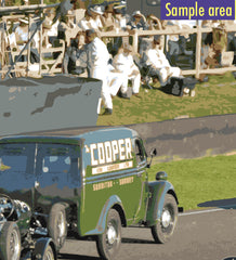 Goodwood Salutes Cooper Cars – Limited Edition Poster
