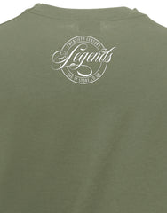 New Legends & Heroes T-Shirt with a WW2 icon and a D-Day hero