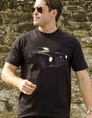 Celebrate the gorgeous looking MGA with our 100% cotton T-shirt in black!