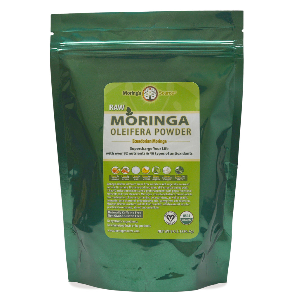 Nutritional Supplements - Moringa Powder - Moringa Source