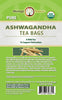 Ashwagandha Tea label by Moringa Source