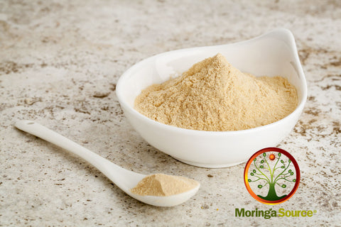 Raw Ashwagandha Powder by Moringa Source