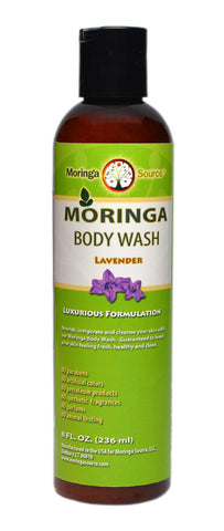 Personal Care Products - Moringa Body Wash - Moringa Source