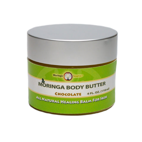 Personal Care Products - Moringa Silk Body Butter - Moringa Source