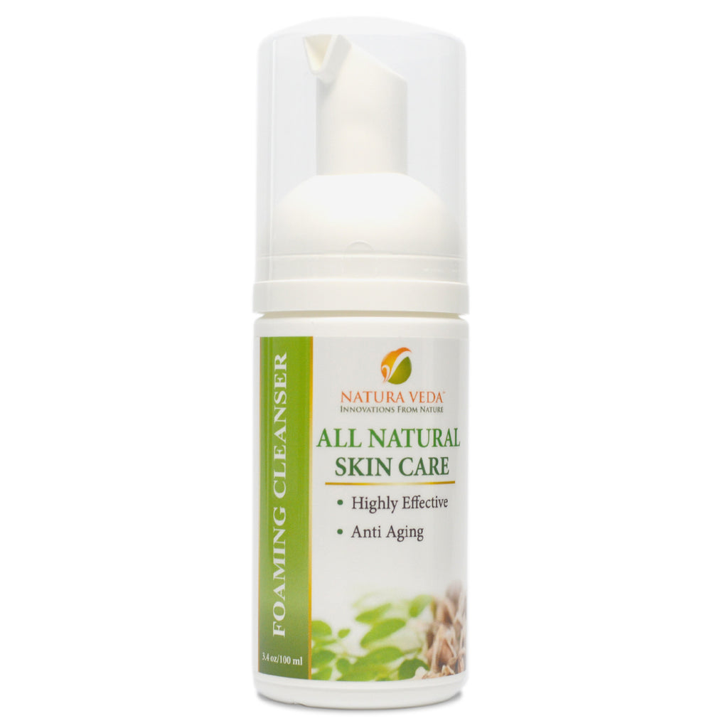 Skin Care Products - Foaming Cleanser - Moringa Source
