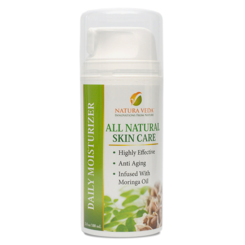 Skin Care Products - Daily Moisturizer - Moringa Source