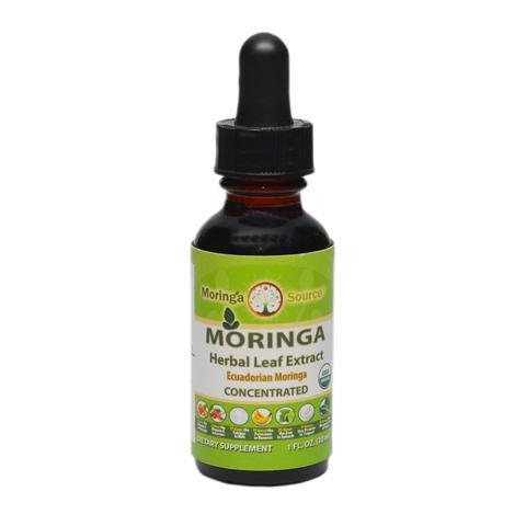 Moringa Liquid Extract by Moringa Source