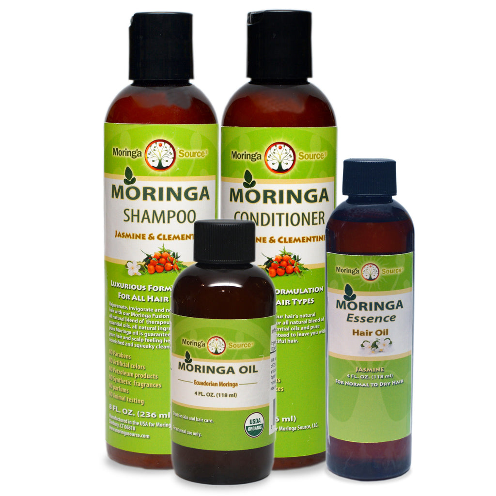 Personal Care Products - Moringa Salon Collection - Moringa Source
