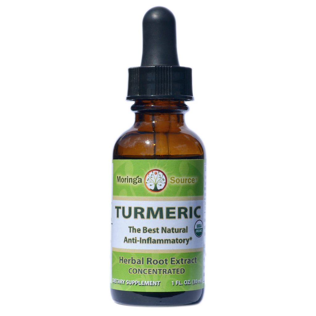 Turmeric Extract - 1 ounce by Moringa Source