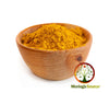 Raw Turmeric Powder by Moringa Source
