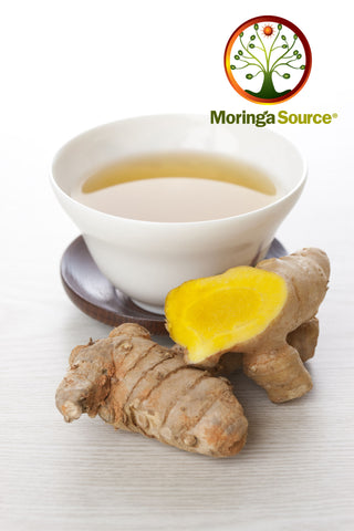 Turmeric Tea by Moringa Source