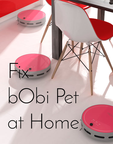 bObi pet Repair Guide Videos