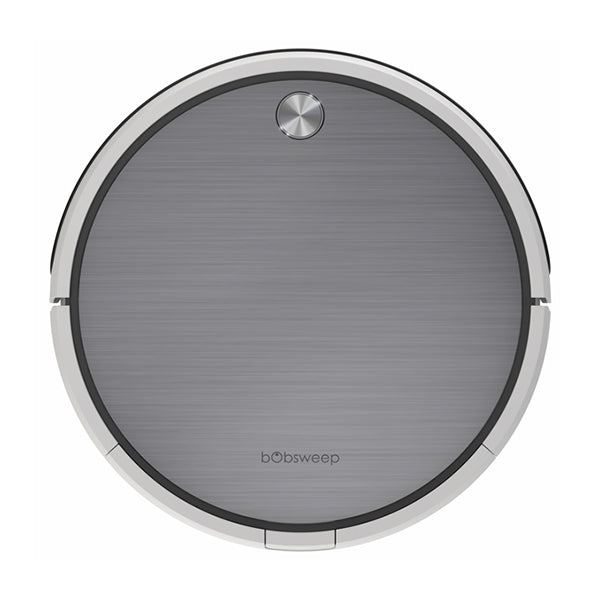 Bob Pro Robotic Vacuum Cleaner in steel
