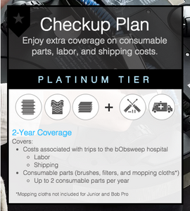 Checkup Plan platinum tier