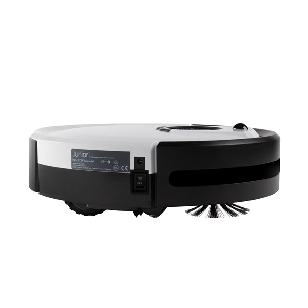 Junior by bObsweep Robotic Vacuum Cleaner side view
