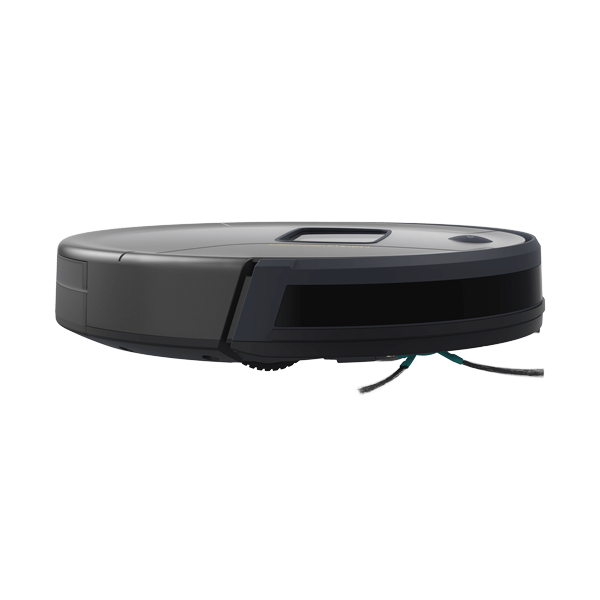Bob PetHair Vision Robotic Vacuum Cleaner in space side view