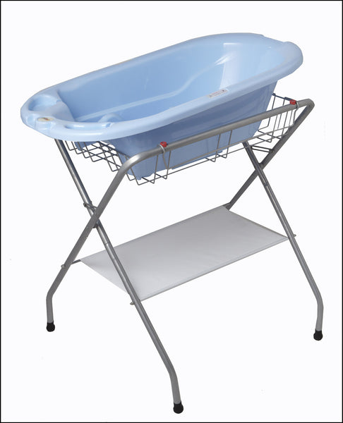 EuroBath With Folding Bath Stand. EuroBath With Folding Bath Stand   Primo Baby