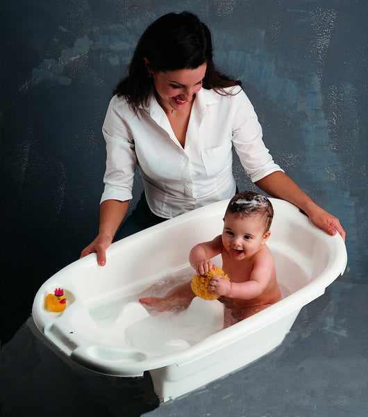 EuroBath With Folding Bath Stand – Primo Baby