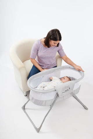Cocoon Folding Indoor & Outdoor Travel Bassinet
