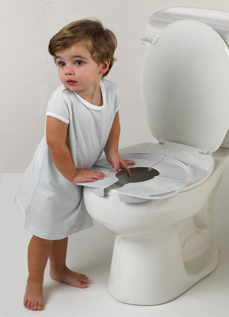 Folding Potty Seat with Handles