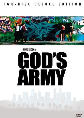GOD'S ARMY DELUXE EDITION DVD (Signed)