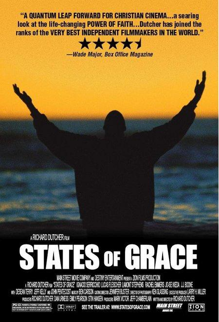 STATES OF GRACE (aka GOD'S ARMY 2) DVD (Signed)