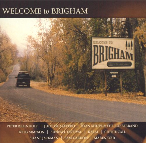 "BRIGHAM CITY ""SOUNDTRACK"" CD (Signed)"