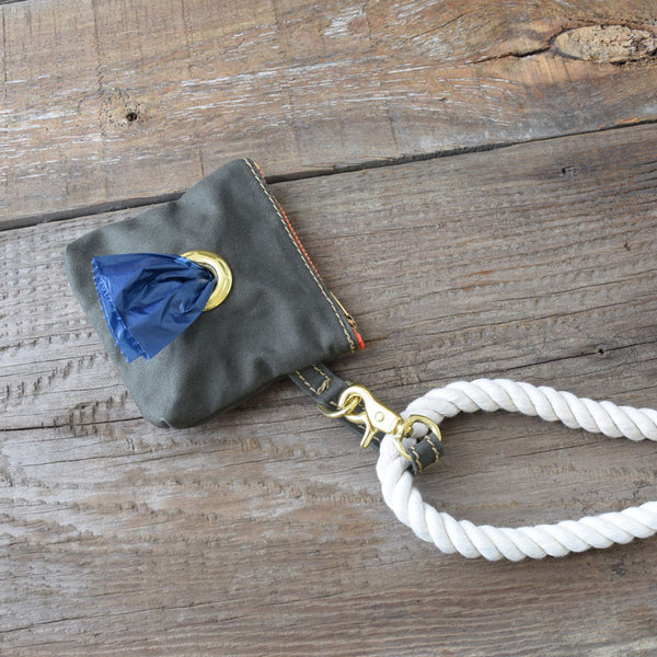 Found My Animal Olive Canvas Multi-Use Pouch