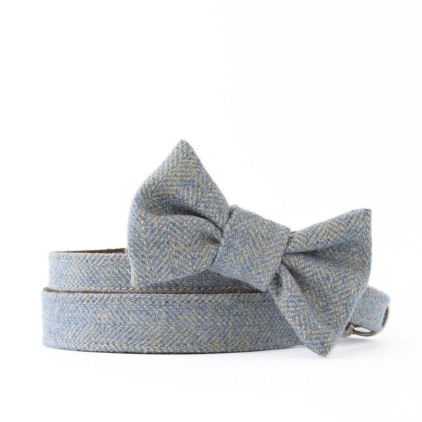 Rivington Herringbone Tweed Bow Tie