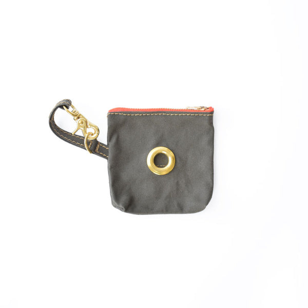 Olive Multi-Use Pouch