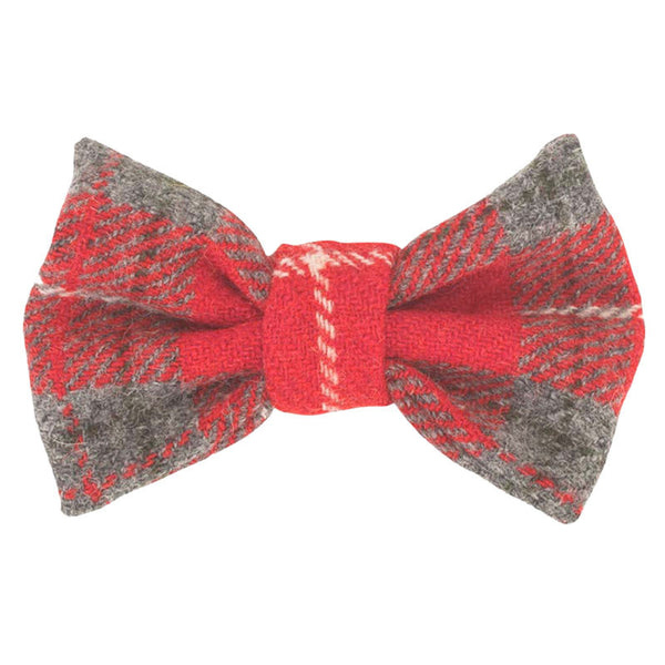 Hoxton Harris Tweed Bow Tie
