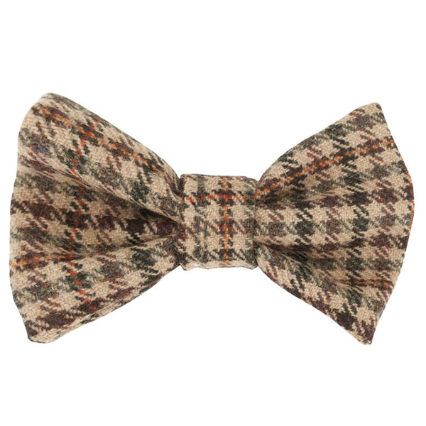 Sidworth Tweed Bow Tie