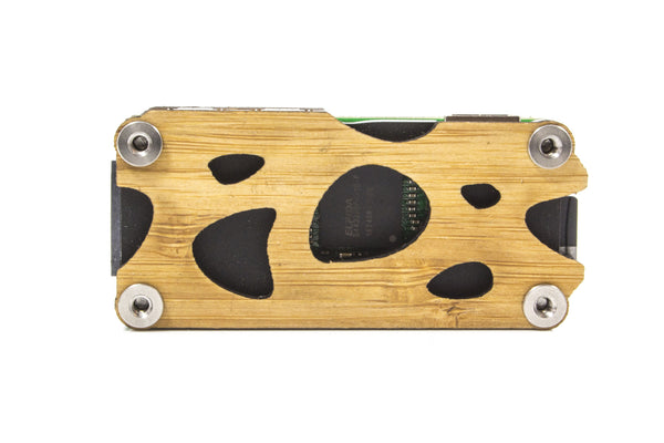 Nucleus Bamboo Case for Raspberry Pi Zero & Zero Wireless