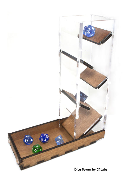 Dice Tower for Dice Games