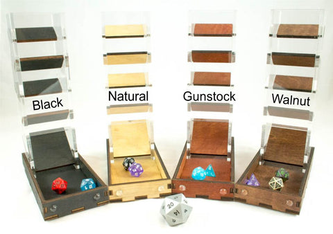 Dice Tower for Dice Games ~Now in 4 Colors~