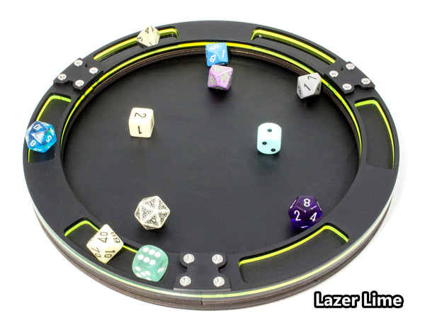 umbra padded dice tray in six color choices - Color Tray