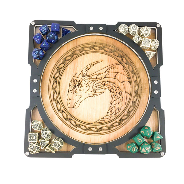 PARTY TRAY - Dragon Dice Tray,  Great for Group Gamers