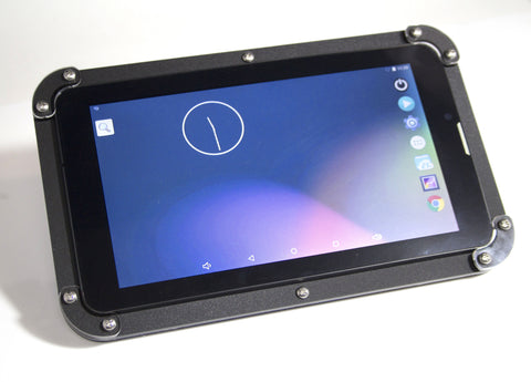 Pine 64 - LCD Screen CASE (Black Ice)
