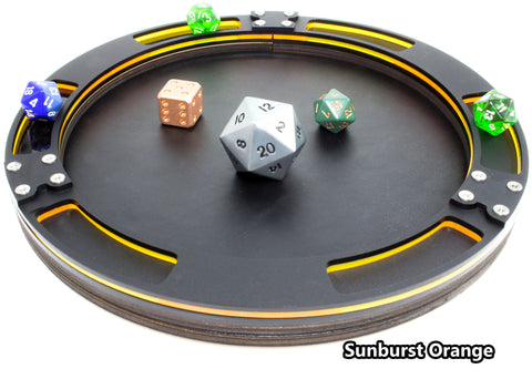 Umbra Padded Dice Tray in Six Color Choices