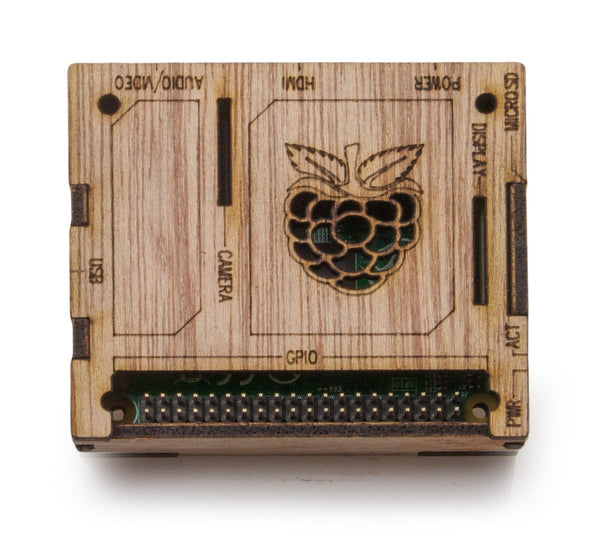 DecaPi for Raspberry Pi A+ (Logo)