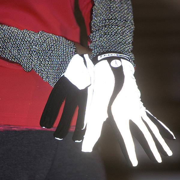 The Reflective illumiNITE Glow Glove