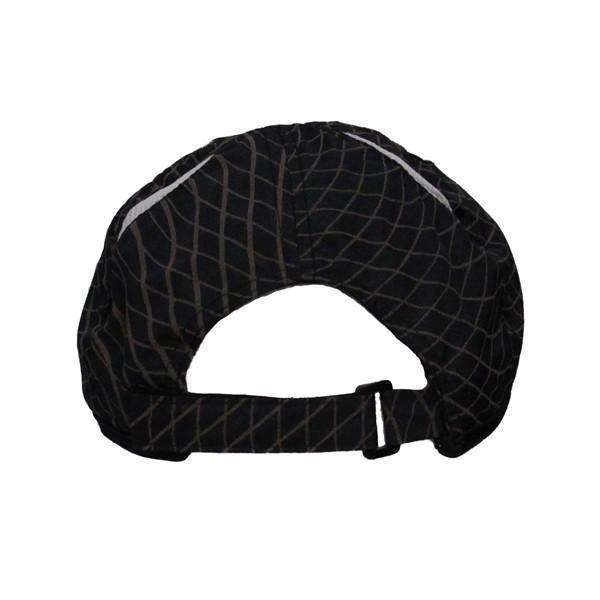Cross Trainer Reflective Unisex Cap in Black