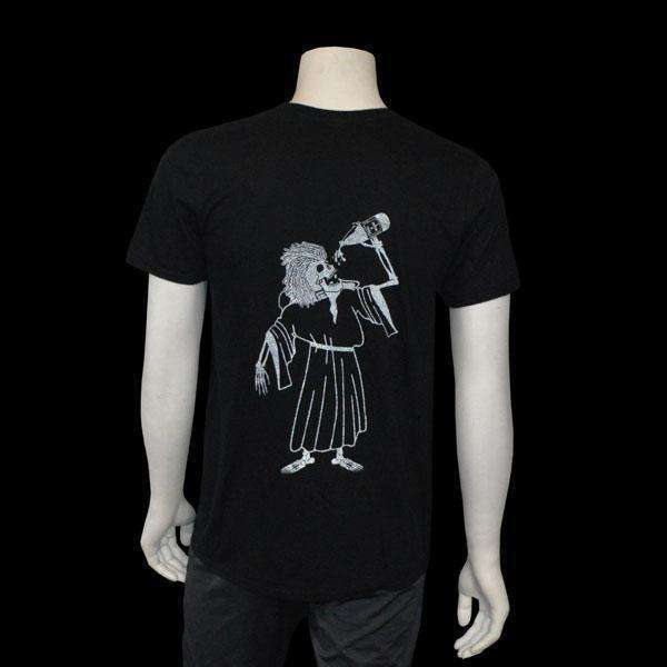 Graphic Tees! Grim on Black
